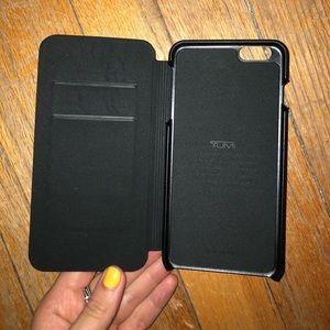 Accessories - Tumi iPhone 6 Plus case